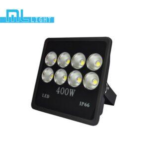 สปอร์ตไลท์ led 400w วอร์มไวท์ ml light