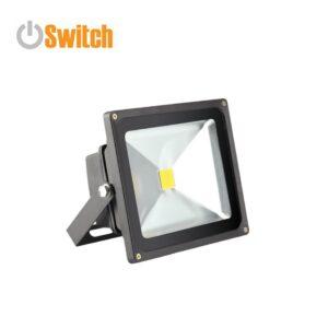 สปอร์ตไลท์ LED 25w (วอร์มไวท์) Switch