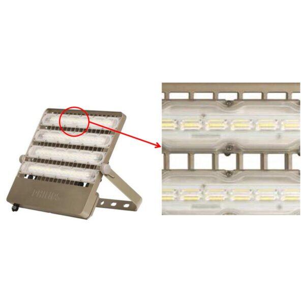 สปอร์ตไลท์ LED PHILIPS BVP163 220w (NW)