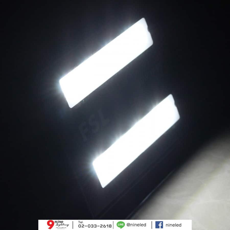 สปอร์ตไลท์ LED 30w (เดย์ไลท์) FSL